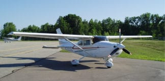 Greater Flint Pilots Association - Cessna 182T