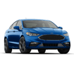 2017 Ford Fusion Sport Lease Deal