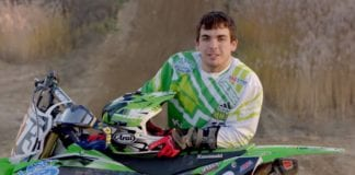 Jacob Williamson Supercross Lasco Ford