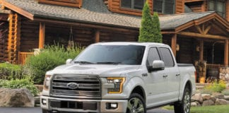 2016 Ford F150 Lease Deal