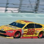 Joey Logano Chase Final Standings