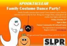 SLPR SPOOTACULAR DANCE PARTY