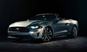 2018 Ford Mustang Convertibl