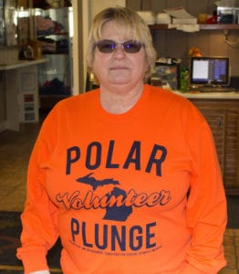 Pat Peters Fenton Polar Plunge
