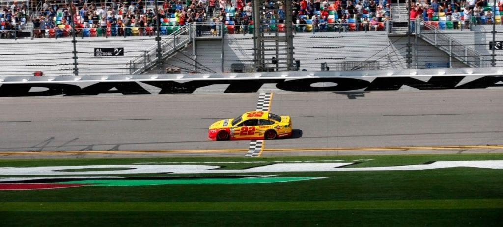 Logano Wins The Clash at Daytona