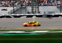Logano Wins The Clash at Daytona