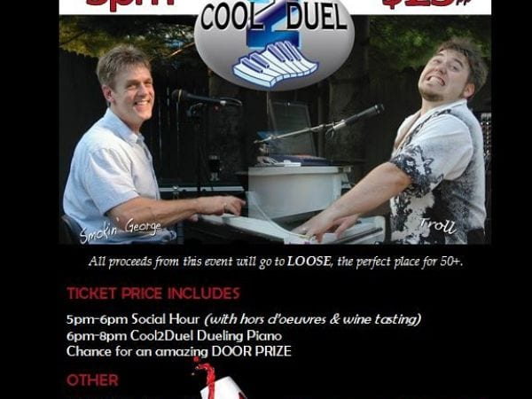 Lasco Ford Grand Blanc >> Loose Center Cool 2 Duel Dueling Pianos Fundraiser - The ...