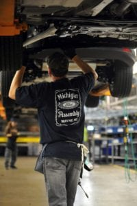 Ford Motor Company Investing in Michigan