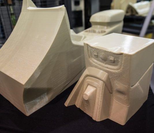 Ford 3D Printed Car Parts