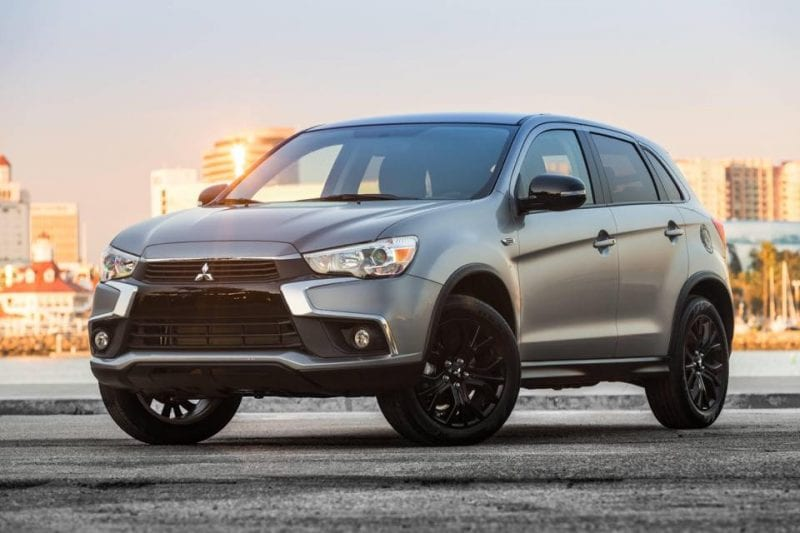 Outlander Sport Limited Edition