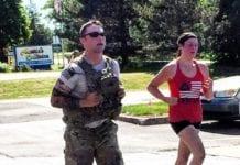 Navy Lieutenant Michael Murphy