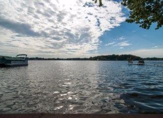 Lot For Sale on Lake Fenton