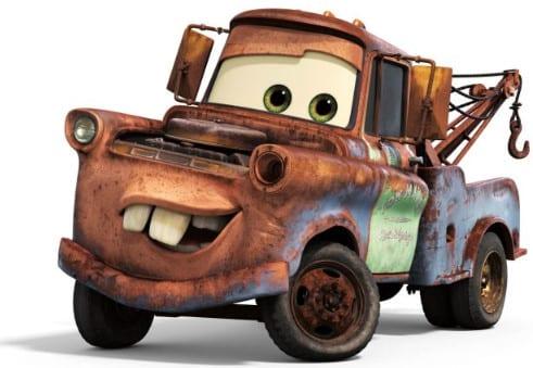 Cars 3 Rollen