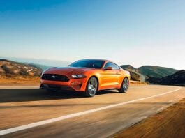 2018 Ford Mustang GT 0 to 60