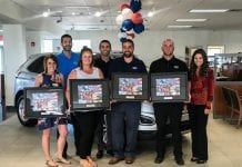 Ford Employee Excellence Winners
