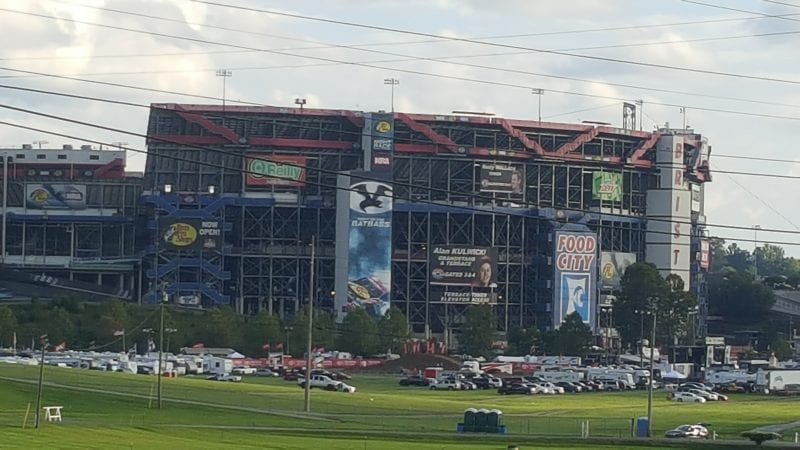 57th Annual Bass Pro Shops NRA Night Race at BMS