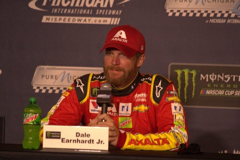Dale Earnhardt Jr hurt by Kevin Harvick remarks