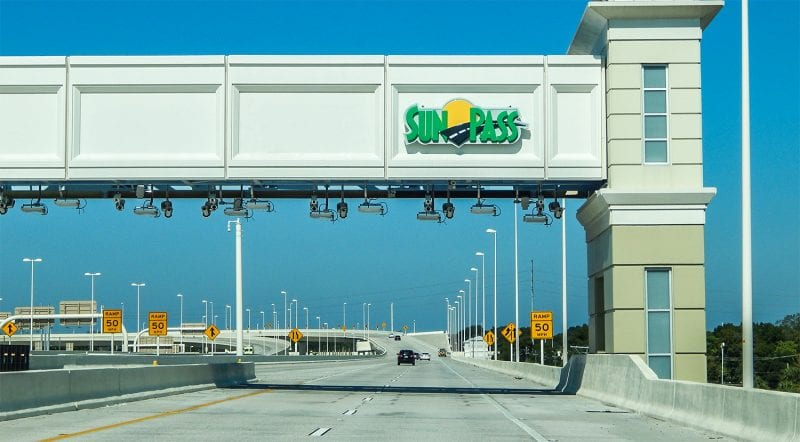 Florida Toll By Plate >> Travel Tip Florida Toll Roads Sunpass The Lasco Press