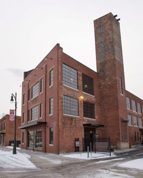 Ford Motor Company Corktown, Detroit