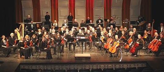 The Fenton Community Orchestra