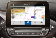 Ford and Waze