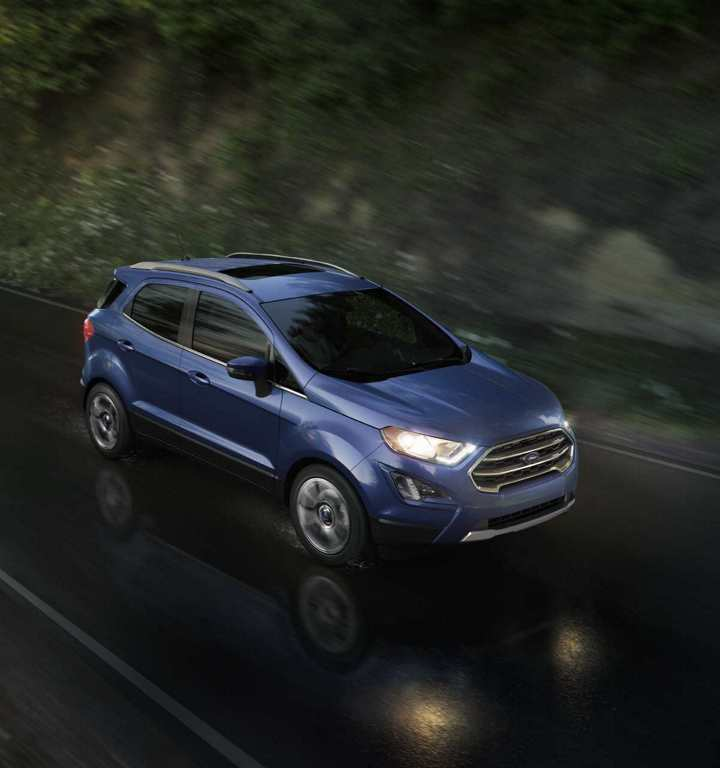 New Model Review: The 2018 Ford EcoSport