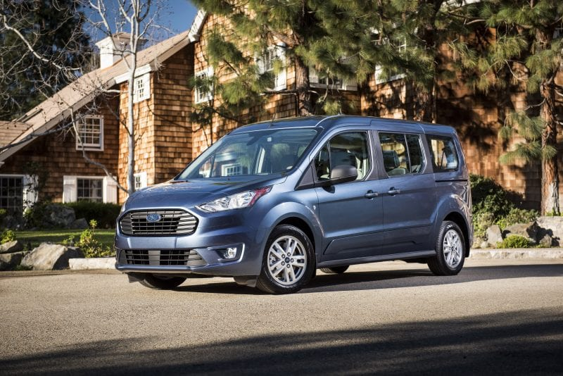 2019 Transit Connect Wagon