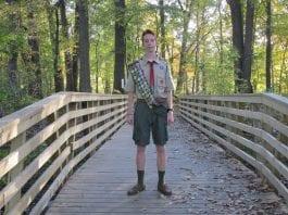 Tyler Danielson Eagle Scout