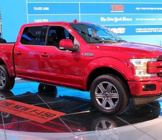 2018 Ford F150 Lease Deals