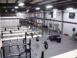 CrossFit Fenton Michigan
