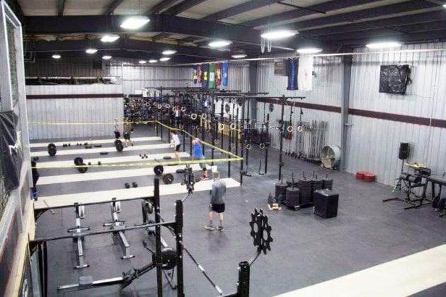 CrossFit Fenton Michigan