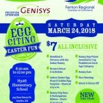 Eggciting Easter Event in Linden Michigan
