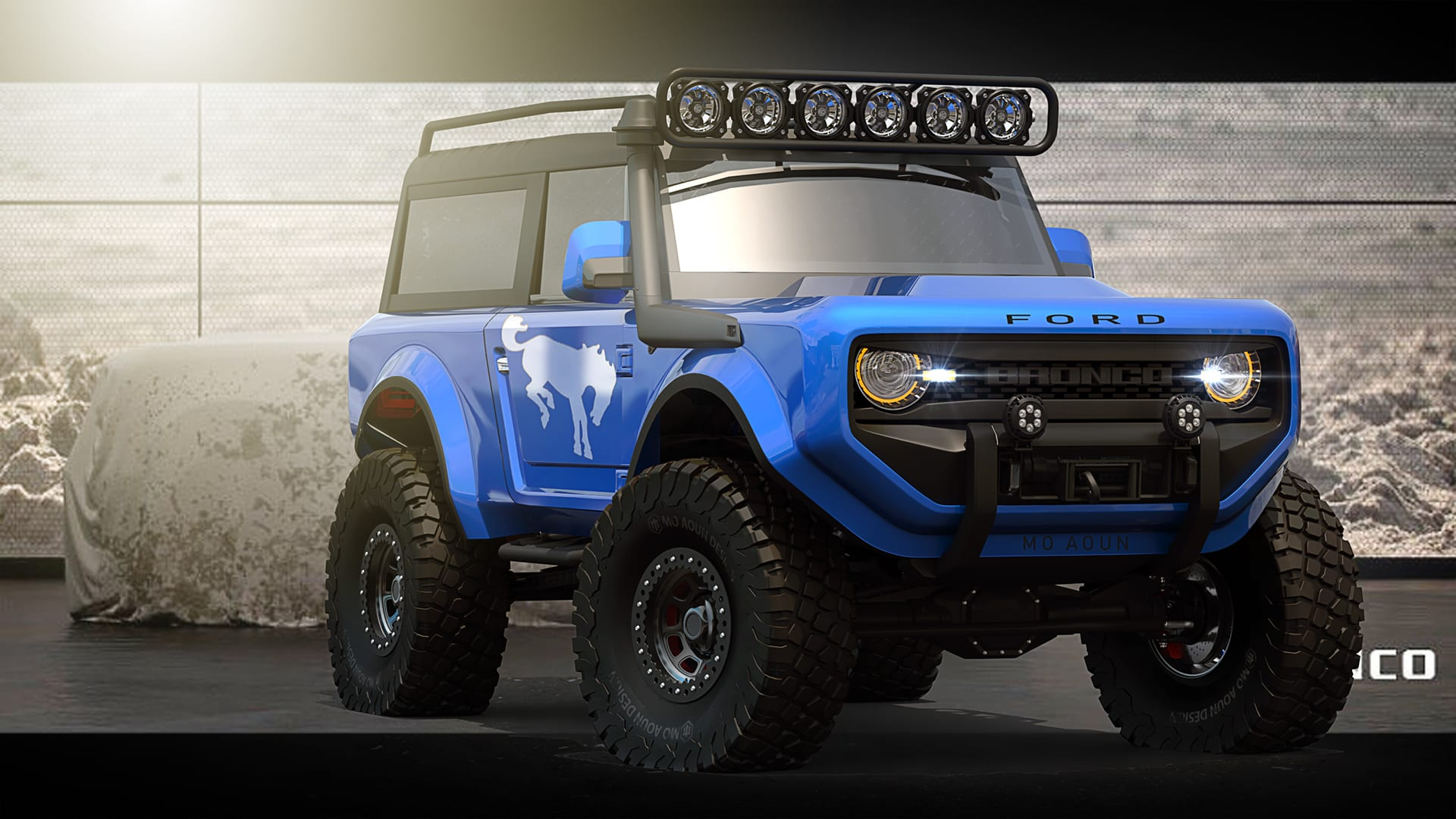 Will The 2020 Ford Bronco Out Box Jeep The Lasco Press