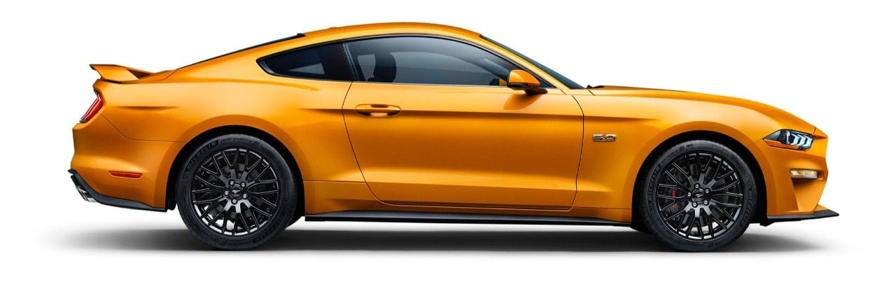 Car Enthusiasts Have A Love Affair With The Ford Mustang Not Just Here At Home But Around The Globe Of The Nearly  Mustang Vehicles Registered
