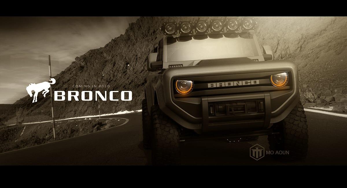 Will the 2020 Ford Bronco Out Box Jeep? - The Lasco Press