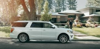 2018 Ford Expedition Crash Test Rating