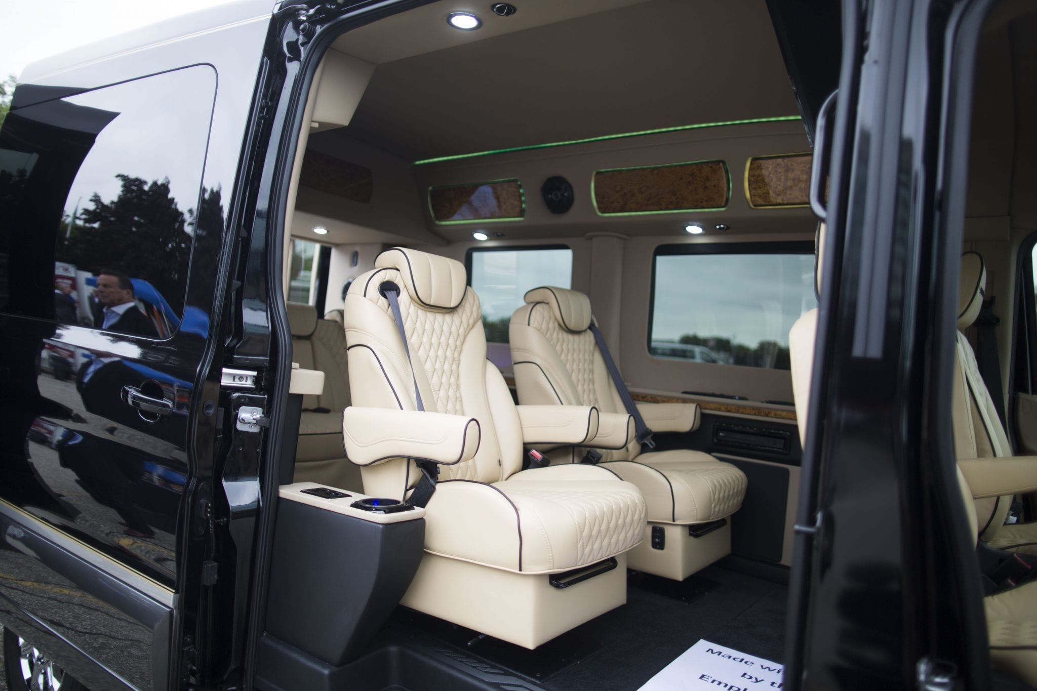 Ford Transit Conversion Van >> Ford Transit The Cool Van For Playing Hard And Working Hard