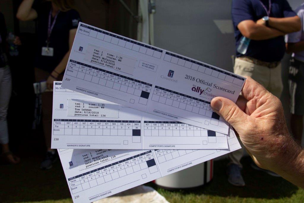 ally challenge scorecards