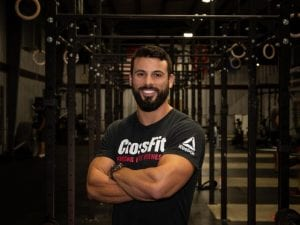 Mitch Babcock, Manager CrossFit Fenton