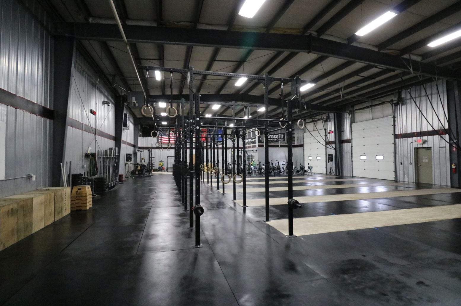 CrossFit Fenton Gym