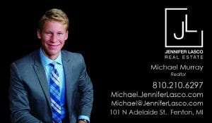 Michael Murray, Real Estate Agent