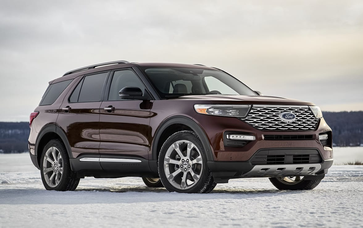 Lasco Press Photo Ford introduces its all-new 2020 Explorer – a complete  redesign of America's all-time best-selling SUV – that now features the  broadest ...