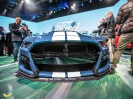 2020 Ford GT500