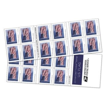 U.S. Flag $.55 Stamp