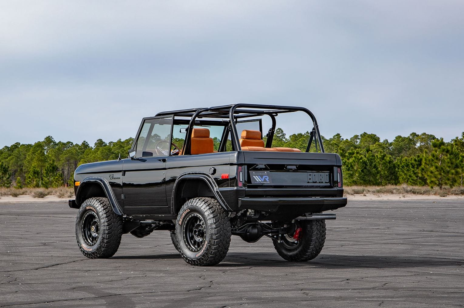 1969 Ford Bronco Supercharged Coyote 5 0 is Brilliant - The