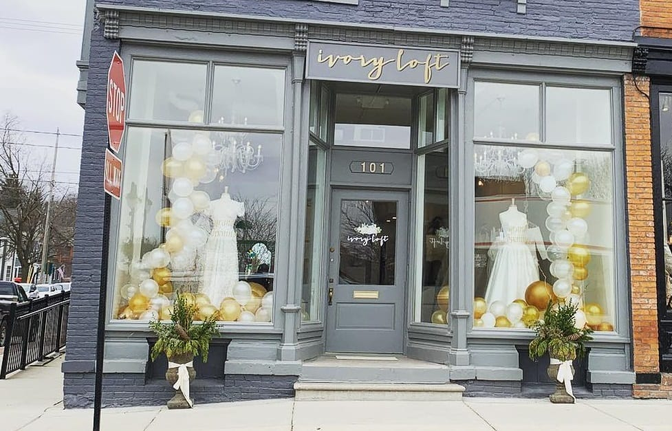 ivory loft fenton michigan