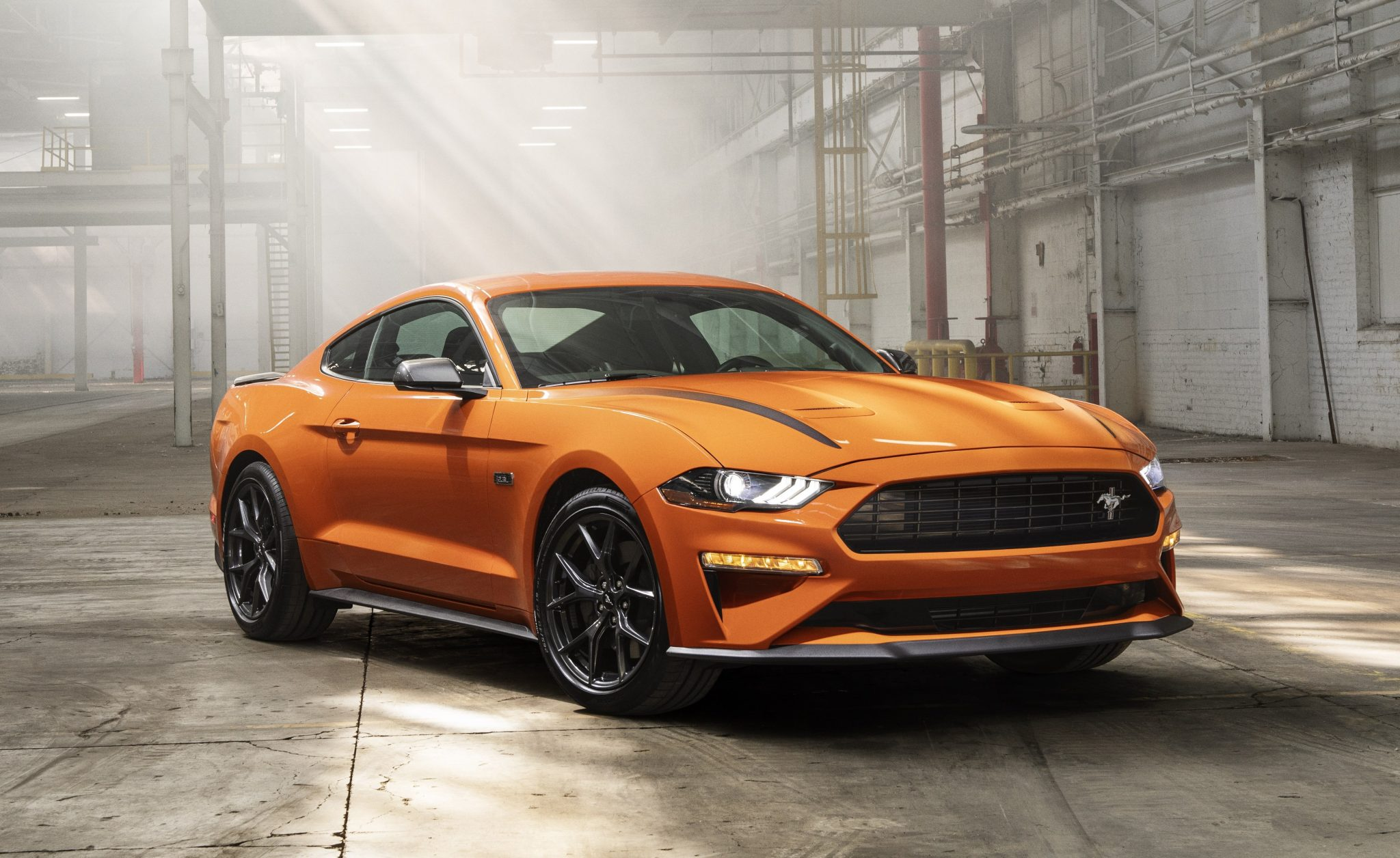 Mustang Gt Horsepower >> 2020 Ford Mustang Ecoboost High Performance Package Delivers 330
