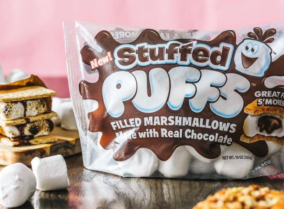 New Stuffed Puffs Chocolate Stuffed Marshmallows Could Change S ...