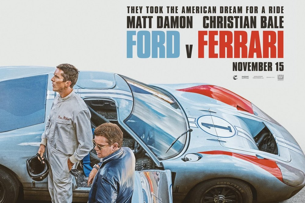Image result for ford vs ferrari