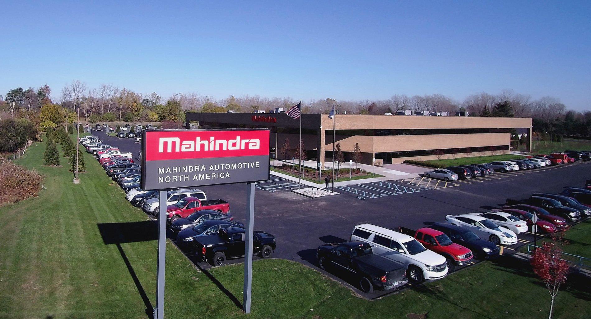 Mahindra Automotive North America
